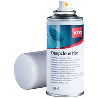 Nobo Deepclene Plus Board Cleaner Foaming Polish Aerosol Can - 150ml