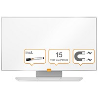 Nobo Widescreen Nano Clean Whiteboard 40 Inch