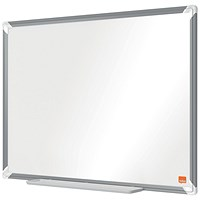 Nobo Premium Plus Melamine Whiteboard 600 x 450mm
