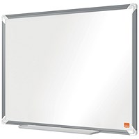 Nobo Premium Plus Melamine Whiteboard 900 x 600mm