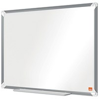 Nobo Premium Plus Melamine Whiteboard 1200 x 900mm