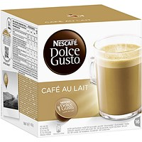 Dolce Gusto Cafe au Lait Capsules - 48 Servings