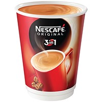 Nescafe and Go 3 in 1 White Coffee Cups (Pack of 8) 12368110