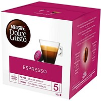 Dolce Gusto Espresso Capsules - 48 Servings