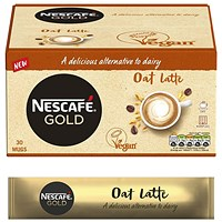 Nescafe Gold Oat Latte 16g (Pack of 30)