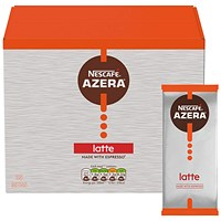 Nescafe Azera Latte Sachets (Pack of 35)