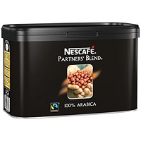Nescafe Partners Blend Instant Fairtrade Coffee - 500g Tin