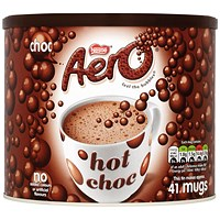 Aero Hot Chocolate - 1kg Tub