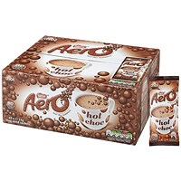 Aero Hot Chocolate Drink Powder - 40 Sachets