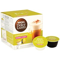 Dolce Gusto Skinny Cappuccino Capsules - 24 Servings