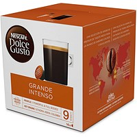 Dolce Gusto Americano Intenso Capsules - 48 Servings