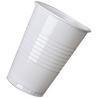 MyCafe Tall Vending Hot Cup White 7oz (Pack of 2000) GIPSTCW2000