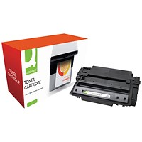 Q-Connect HP 51X Black Laser Toner Cartridge Q7551X