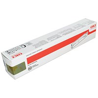 Oki 43459332 Black Laser Toner Cartridge