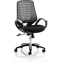 Sprint Airmesh Operator Chair - Silver Back