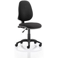 Eclipse I Lever Task Operator Chair - Black