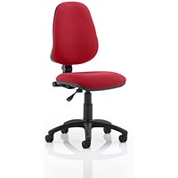 Eclipse I Lever Task Operator Chair - Wine
