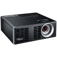 Optoma ML750E Ultra Compact Projector WXGA Black