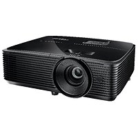 Optoma W334e Projector Black