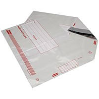 Go Secure Extra Strong Polythene Envelopes 165x240mm (Pack of 25) PB08228