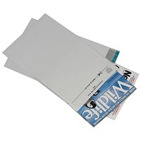 GoSecure Envelope Lightweight Polythene 235x310mm Opaque (Pack of 100) PB11123