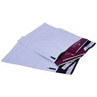 GoSecure Envelope Extra Strong Polythene 165x240mm Opaque (Pack of 100) PB12222
