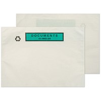 GoSecure A5 Paper Document Enclosed Envelope (Pack of 1000) PAPDE42