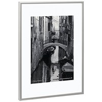 Photo Frame Clip In Aluminium with Clear Front - A1