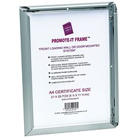 Photo Promote It Frame A3 Aluminiun (Non-glass break-resistant cover) PAPFA3B