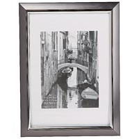 Photo Modern Certificate Frame A4 Smoke