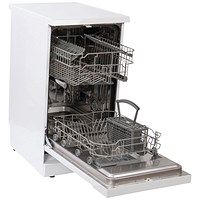 Statesman Dishwasher 9 Place Settings 45cm (6 wash programmes, Eco at 50 degrees)