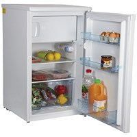 Igenix Under Counter Fridge With 4 Star Ice Box 50cm