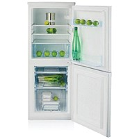 Alpine 50cm 50/50 Fridge Freezer Alpine White