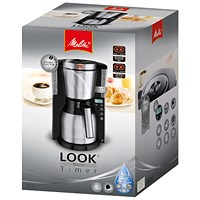 Melitta Look IV Therm Selection Coffee Machine - White