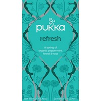 Pukka Refresh Tea (Pack of 20)