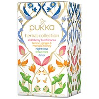 Pukka Herbal Heroes Collection (Pack of 20)