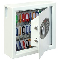 Phoenix Key Safe, Electronic Lock, 30 Key Capacity
