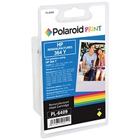 Polaroid HP 364 Yellow Ink Cartridge CB320EE
