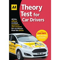 AA Theory Test For Car Drivers Guide
