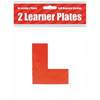 2 Magnetic L Plates (Pack of 10)