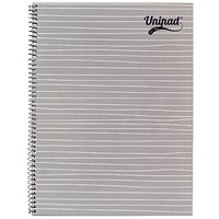 Pukka Pad Unipad Spiral Notepad A4 (Pack of 15)