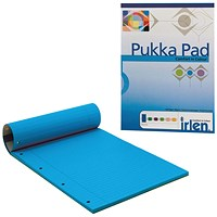 Pukka Pad A4 Refill Pad Turquoise (Pack of 6) IRLEN50