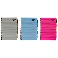 Pukka Pad Unipad Project Book A4 200 Pages (Pack of 12)