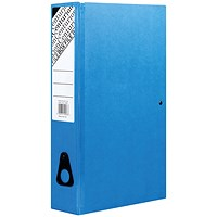 Centurion Box File Blue (Pack of 10)