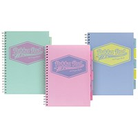 Pukka Pad Pastel Project Book A4 (Pack of 3)