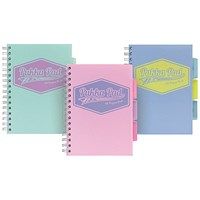 Pukka Pad Pastel Project Book A5 (Pack of 3)