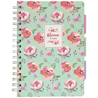 Pukka Pad Blossom Project Book A5 (Pack of 3)