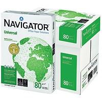 Navigator Universal White Copier Paper A3 80gsm 5 x 500 Sheets {Full Box}