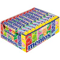 Mentos Rainbow Sweets (Pack of 40)