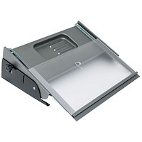 Posturite MultiRite Document Holder/Writing Slope Black/Grey 9280403